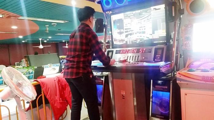arcade-dj