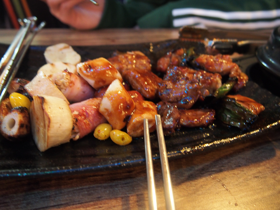 yongsan grill