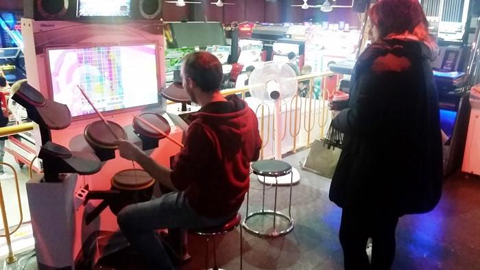 arcade-drums